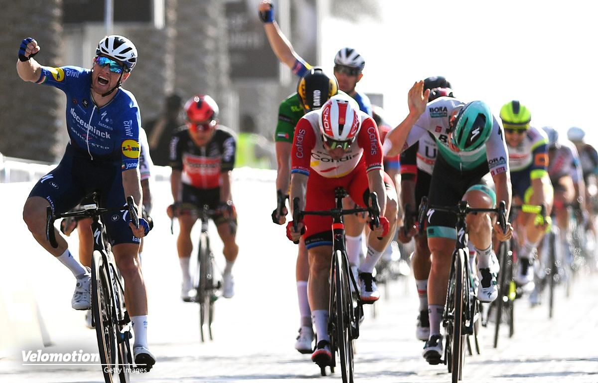 UAE Tour #6: Ackermann wird Dritter beim zweiten Sieg von Bennett