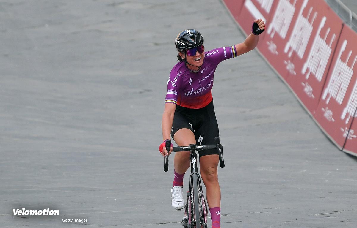 Chantal van den Broek-Blaak Strade Bianche Donne