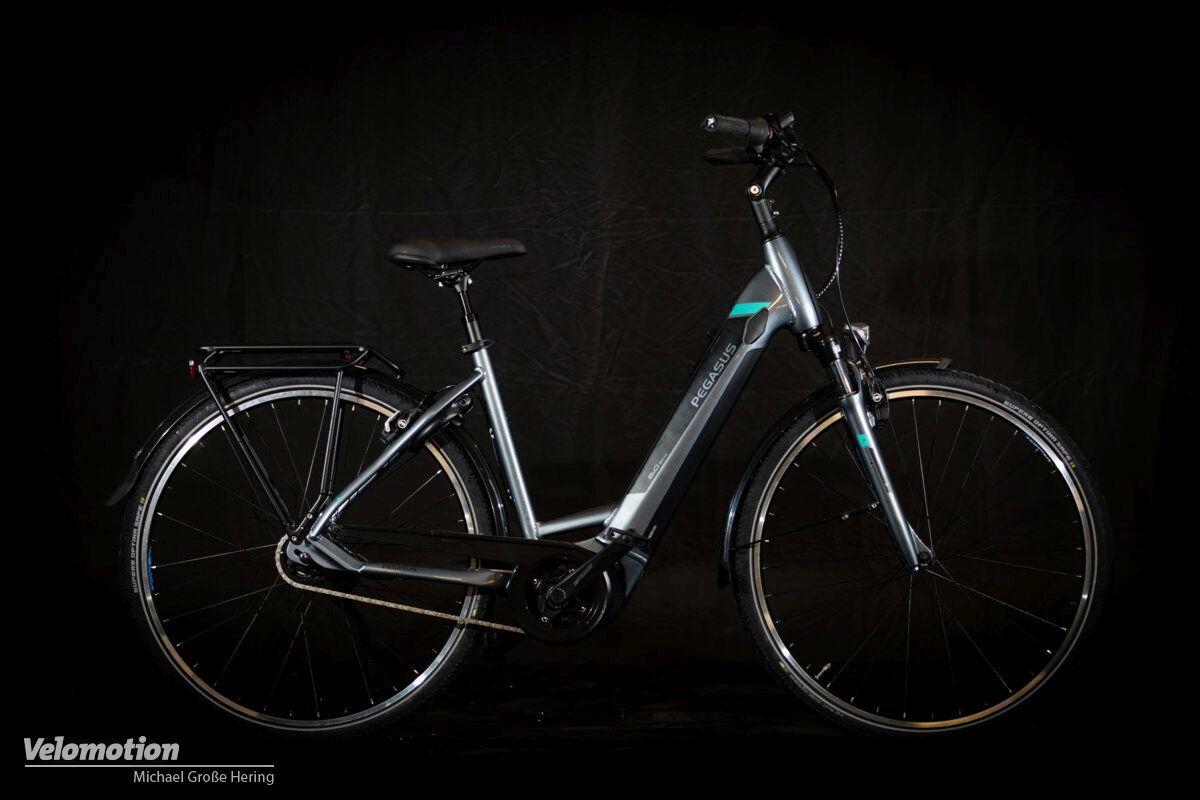 Umstieg aufs E-Bike leicht gemacht: Pegasus Premio EVO 5F im Test