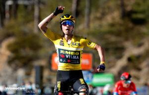 Vuelta a Espana Favoriten Roglic
