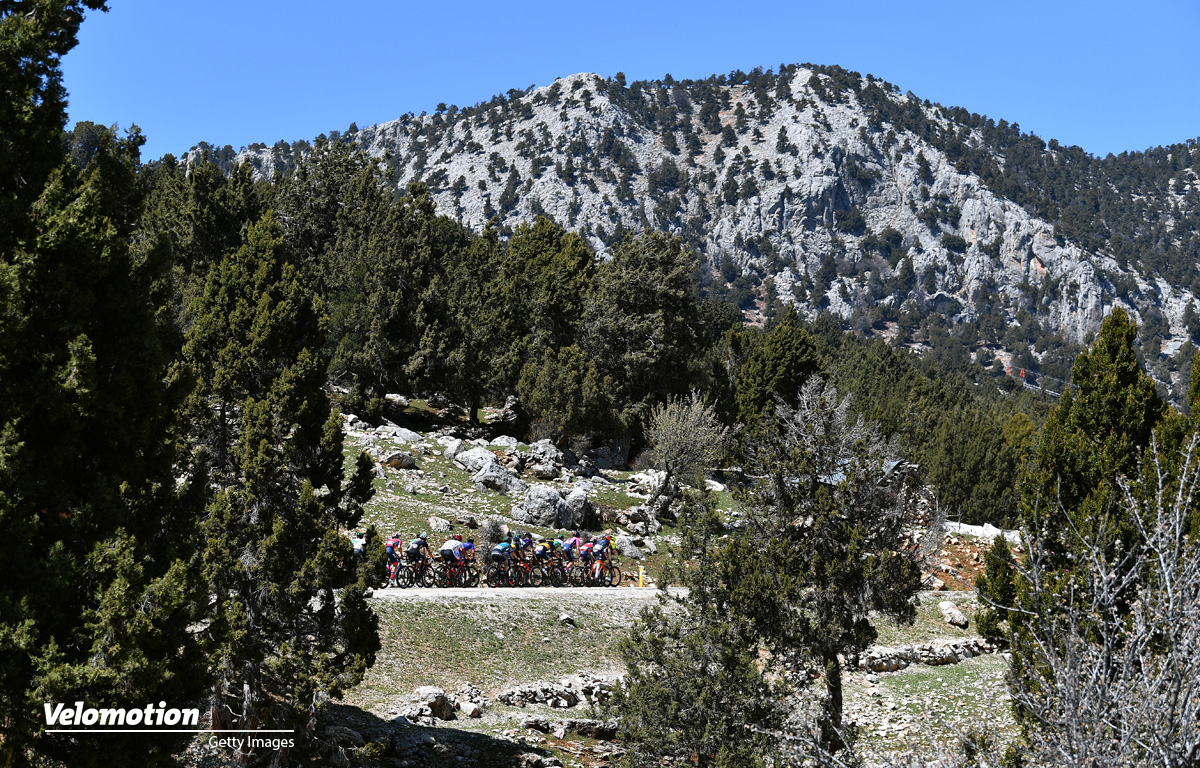 Tour of Turkey #5: José Manuel Díaz quält sich zum Sieg und ins Leadertrikot