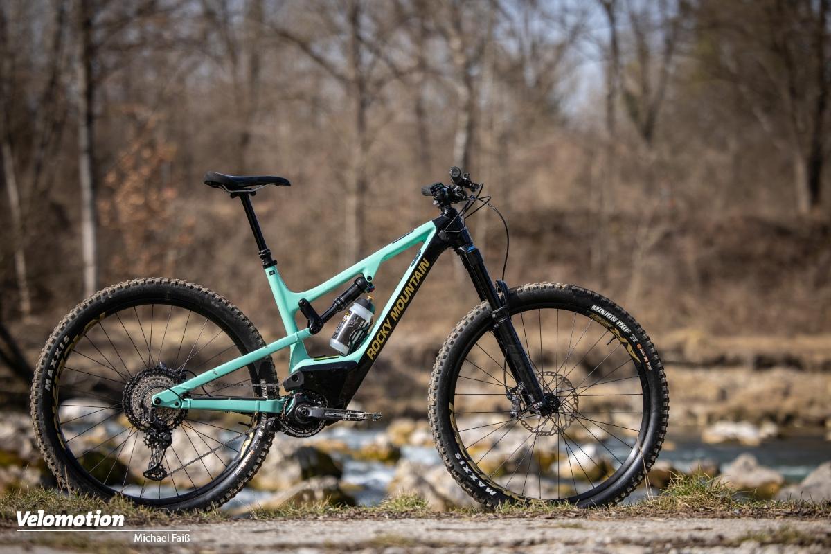 "<span class=""vmsubtitle"">Gebrauchtes E-Bike kaufen:</span> Innovatives Power E-MTB für sportive Fahrer"