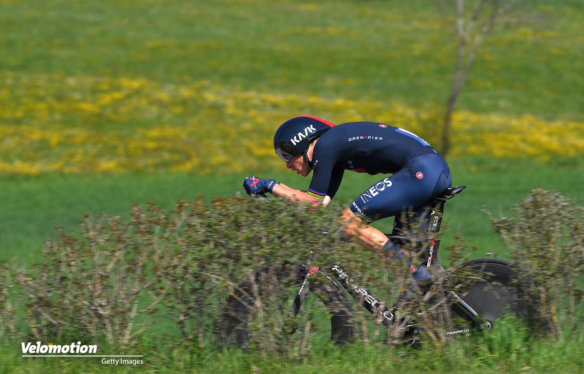 Dennis Rohan Tour de Romandie