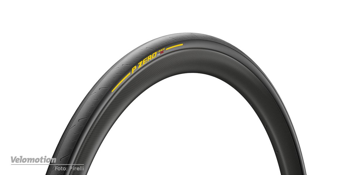 Der neue Pirelli P ZERO RACE Tub SL