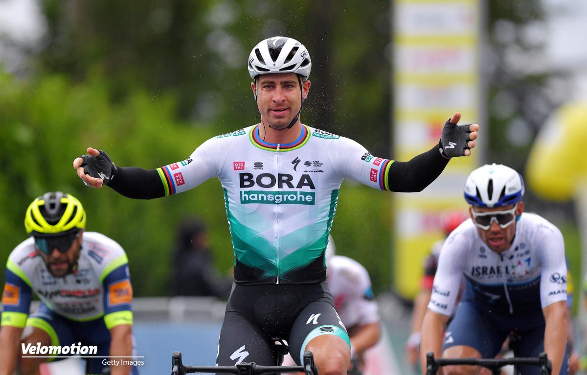 Il Sagan Peter Tour di Rogan