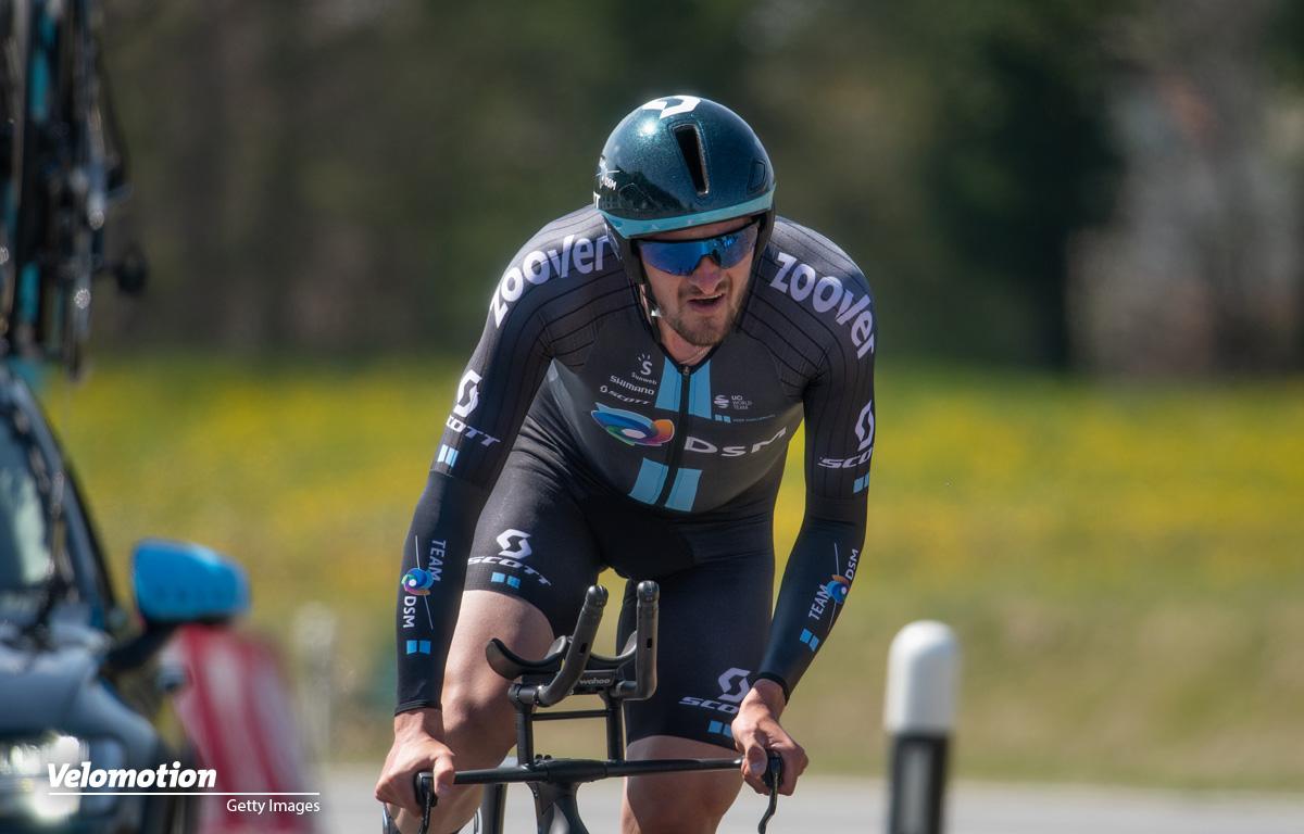 Giro d'Italia deutsche Fahrer Denz