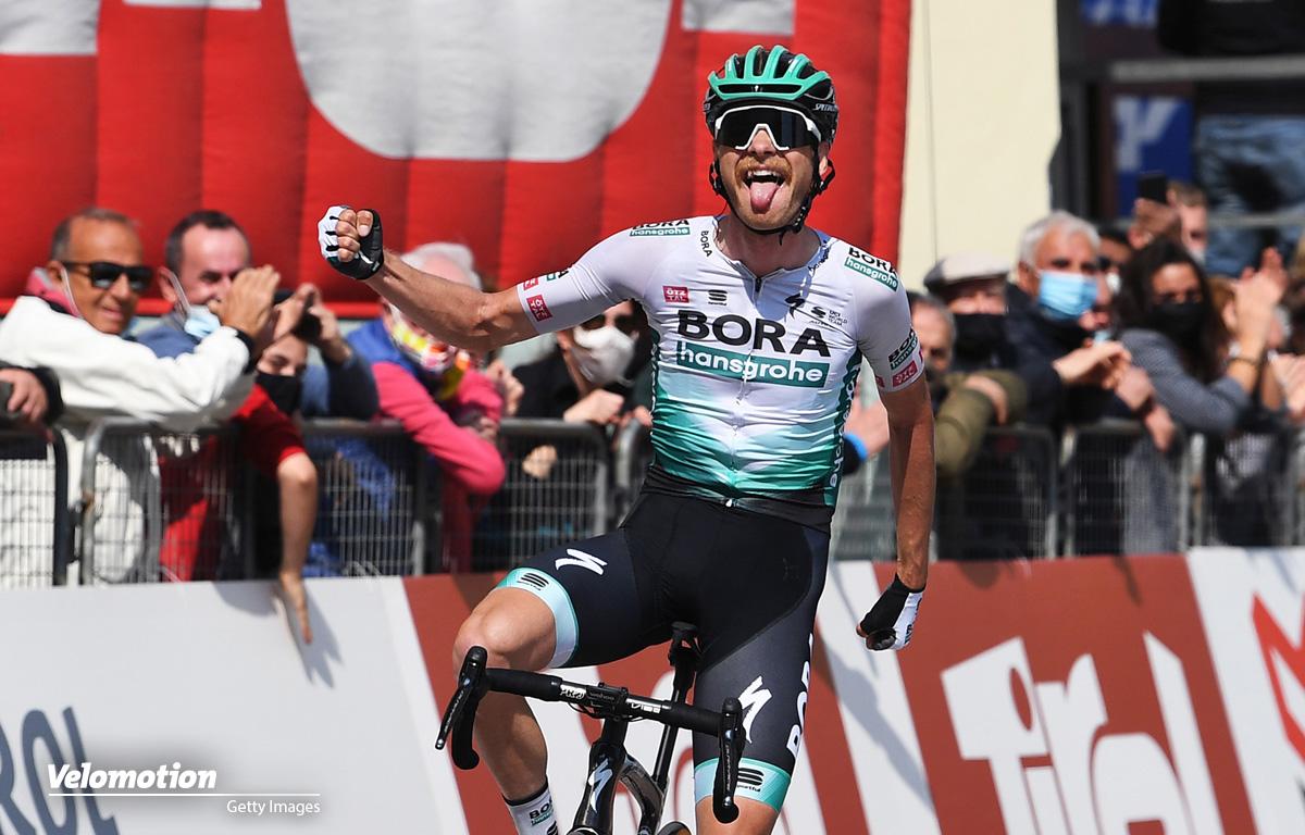 Giro d'Italia Großschartner Österreich
