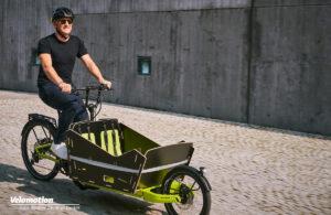 Kettler E-Cargobike erhält Red Dot Product Design Award 2021
