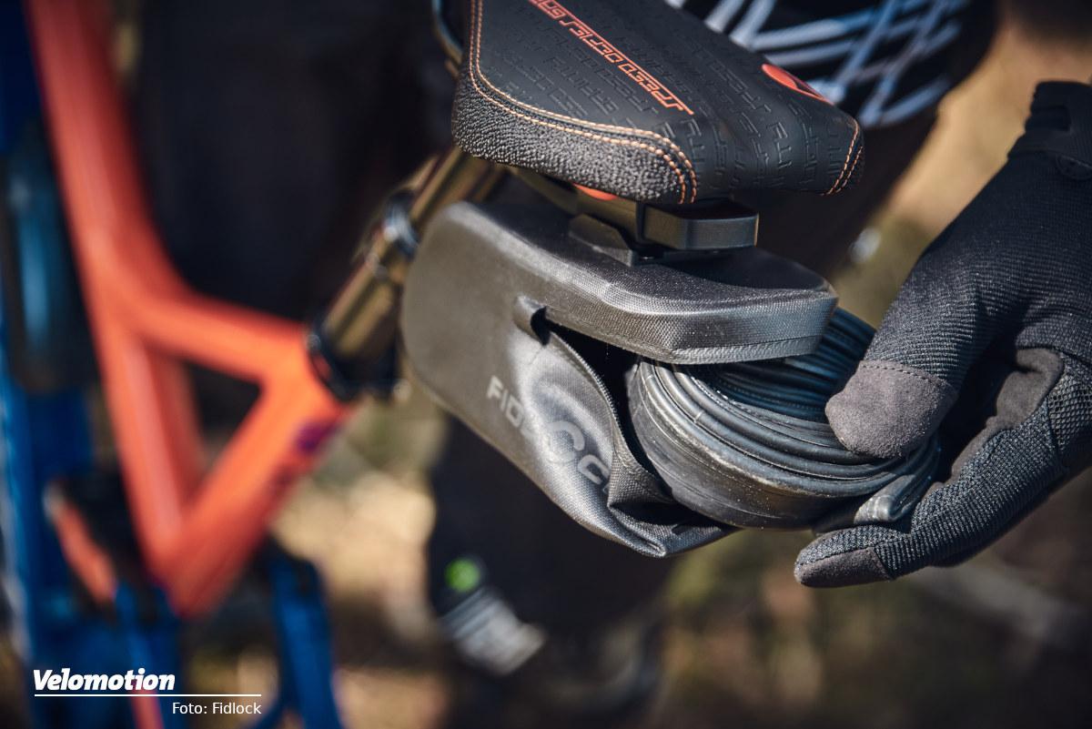 Fidlock PUSH saddle bag