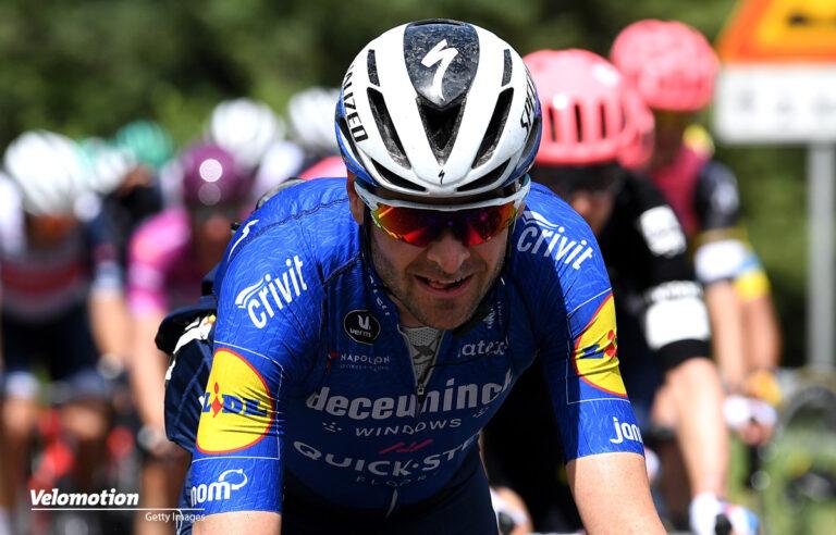 Serry Pieter Giro d'Italia BikeExchange