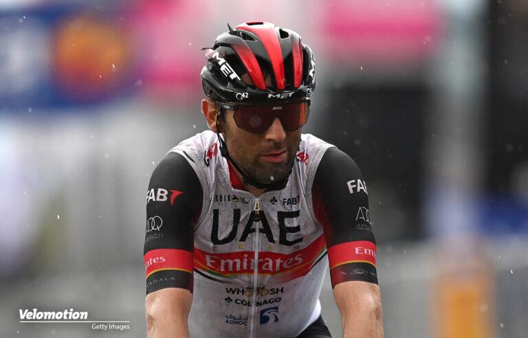 Ulissi Giro d'Italia Velomotion-Prognose
