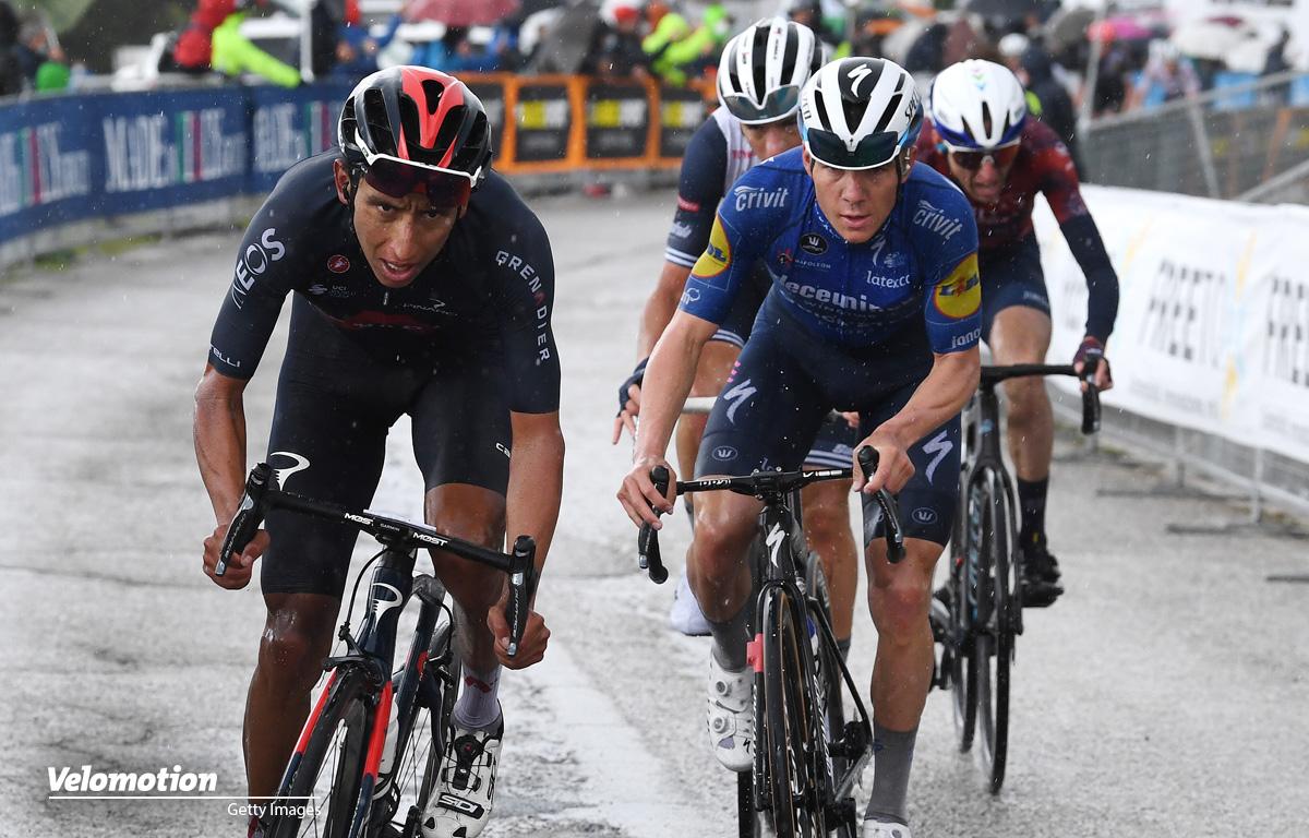 Giro d'Italia Bernal