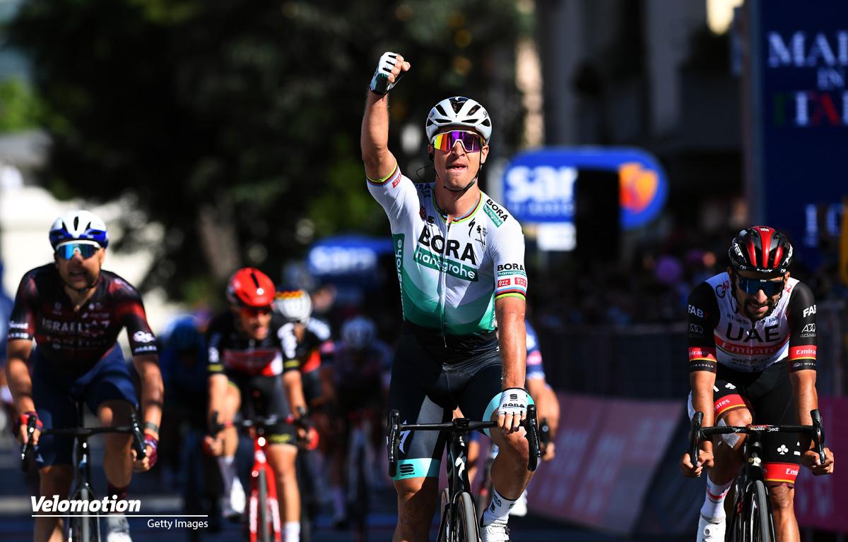 Sagan Peter Giro d'Italia