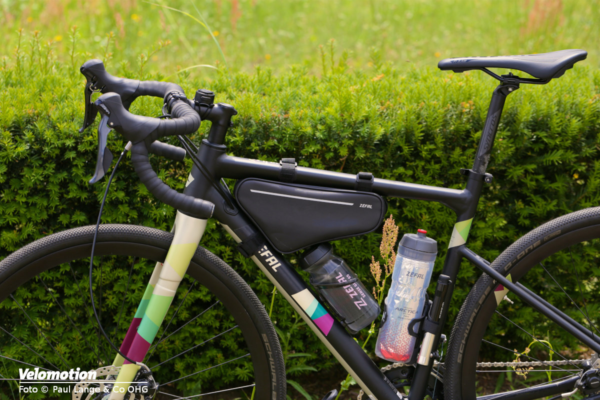 Zéfal Bikepacking-Taschen