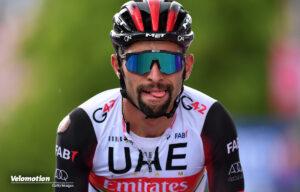 Gaviria Giro d'Italia