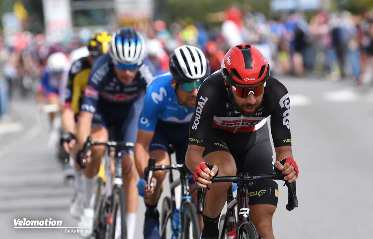De Gendt Giro d'Italia