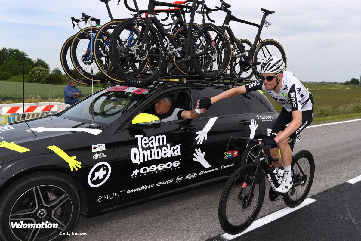 Begleite das Rad-Team Qhubeka ASSOS bei der Tour de France 2021