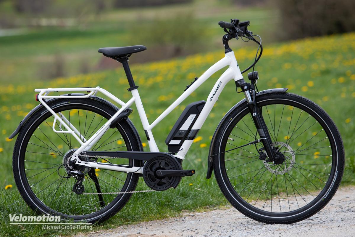 "<span class=""vmsubtitle"">Gebrauchtes E-Bike kaufen:</span> Dynamics E-Lite 8 K im Test"