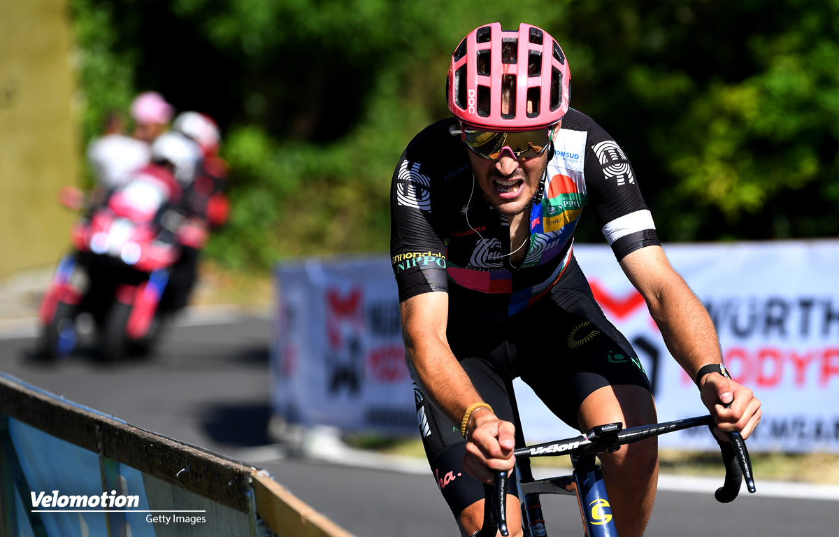Bettiol Giro d'Italia