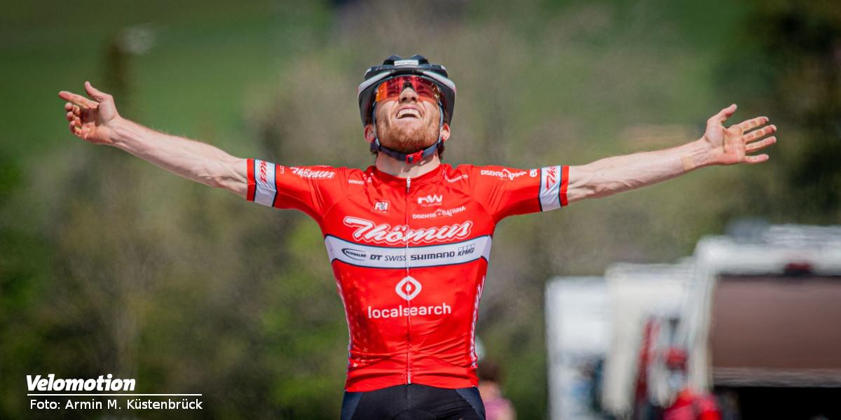 Mathias Flückiger holt sich Mountainbike Schweizermeister-Titel