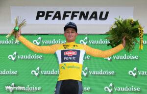 Van der Poel Tour de Suisse