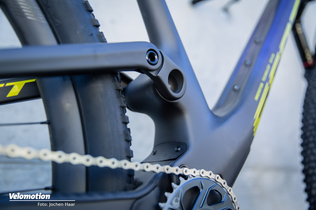 Neue Scott Spark Bike-Kollektion