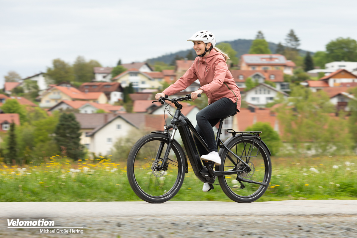 "<span class=""vmsubtitle"">Gebrauchtes E-Bike kaufen:</span> Vielseitiges Touren-E-Bike"