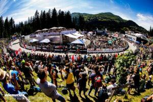 UCI Mountain Bike World Cup in Lenzerheide