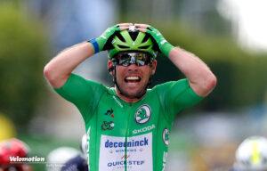Cavendish Mark Tour de France