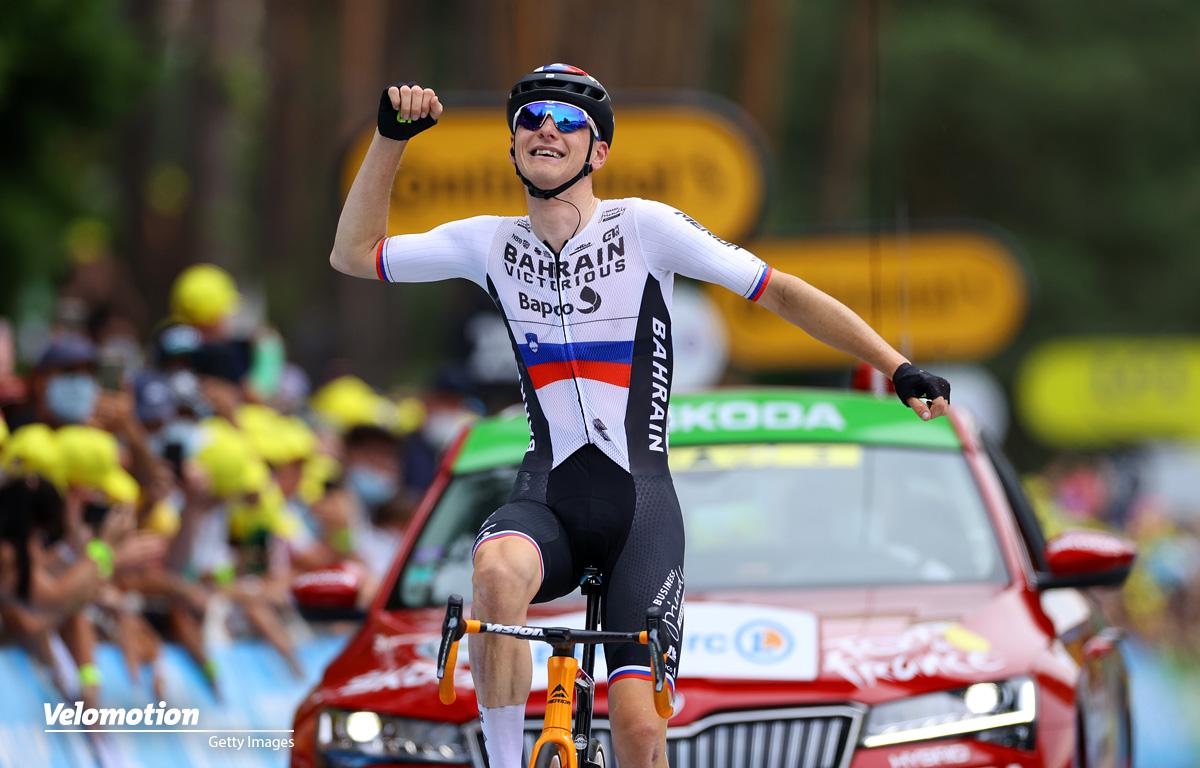 Mohoric Tour de France