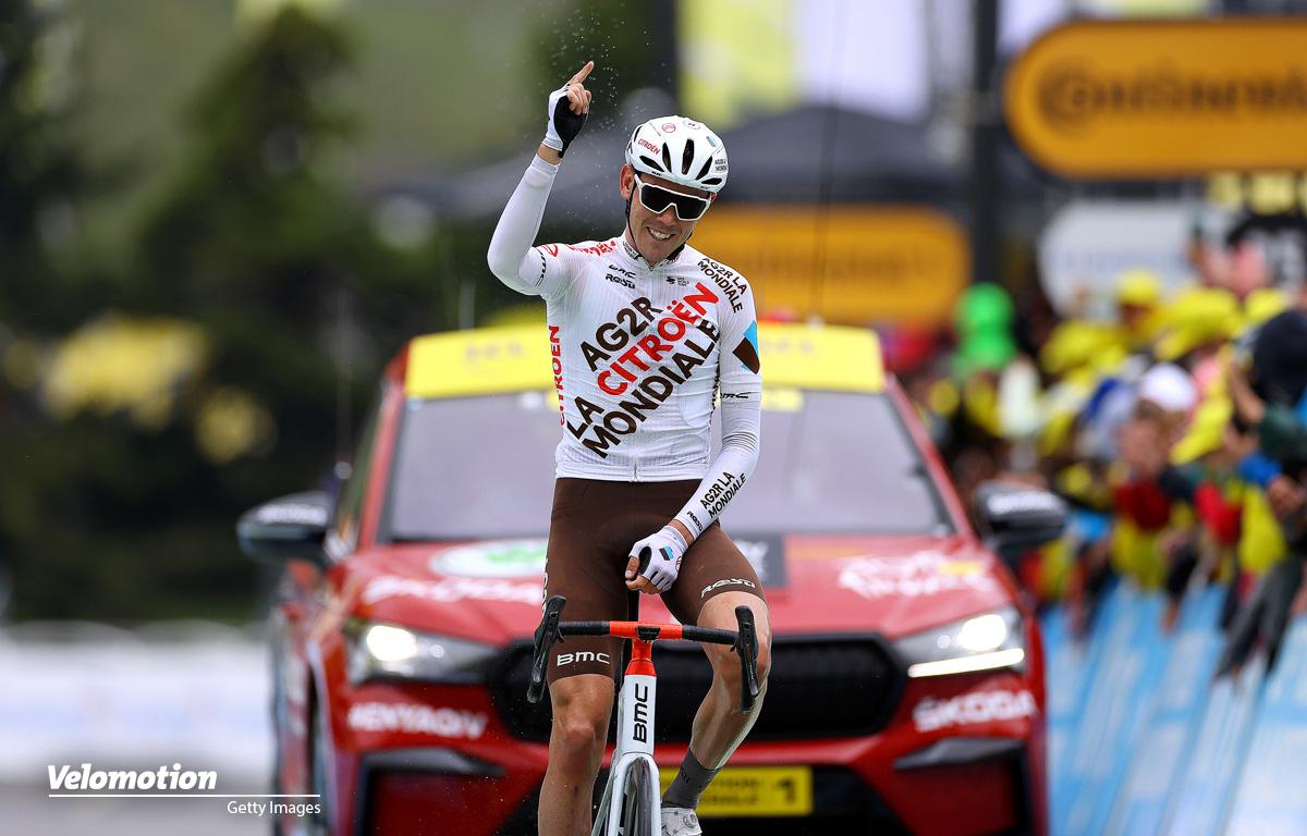 O'Connor Tour de France