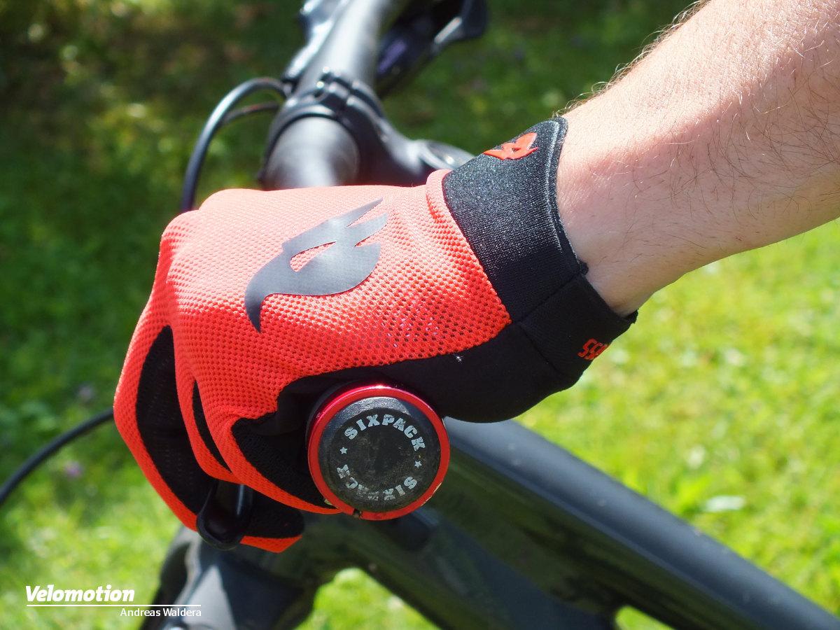 Bekleidung: Bluegrass Union: Leichter Langfinger-Handschuh für MTB und BMX im Test