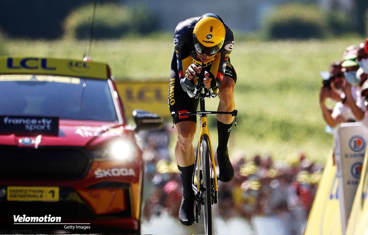 Wout van Aert Tour de France