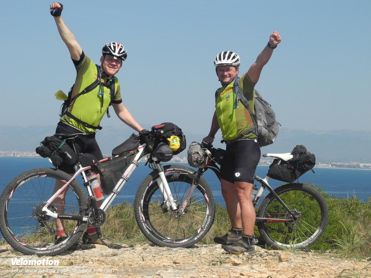 Bikepacker gründen eigenen Verein