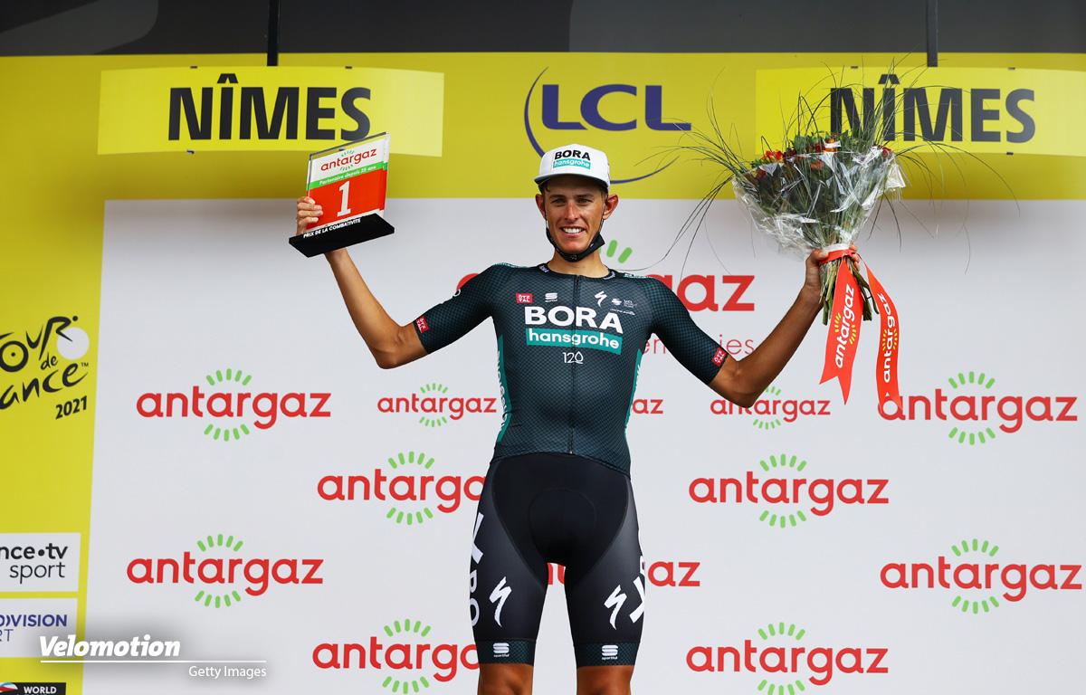 Nils Politt Tour de France