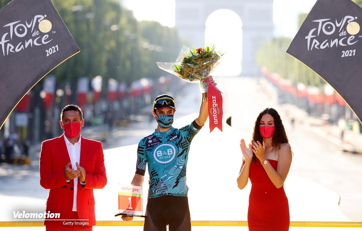Tour de France Bonnamour