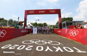 Carapaz Olympische Spiele Tokio Radsport