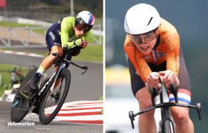 Roglic Van Vleuten Olympia Zeitfahren