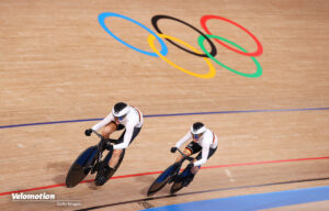 Friedrich Hinze Olympische Spiele Teamsprint