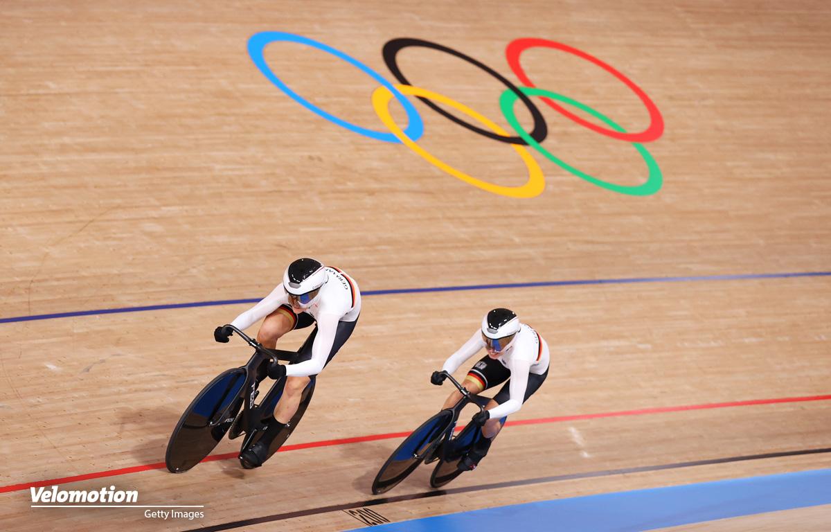 Olympische Spiele: Friedrich & Hinze gewinnen Silber im Teamsprint
