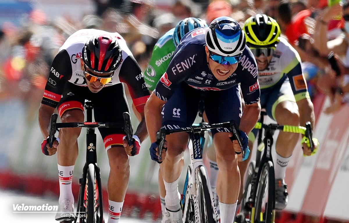 Philipsen Vuelta a Espana