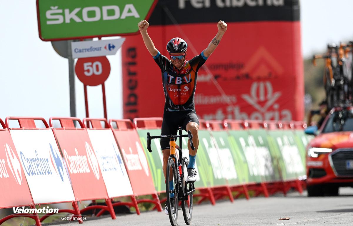 Caruso Damiano Vuelta a Espana