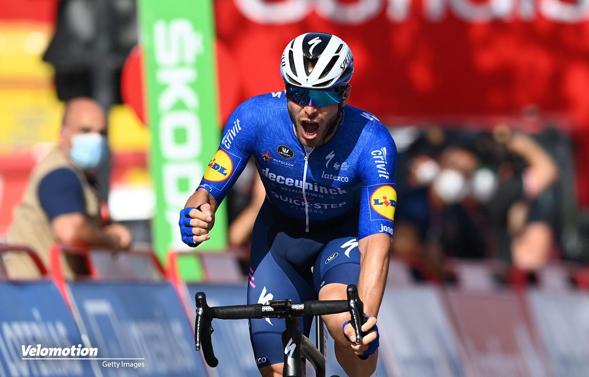 Senechal Vuelta a Espana
