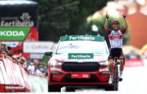 Majka Rafal Vuelta a Espana