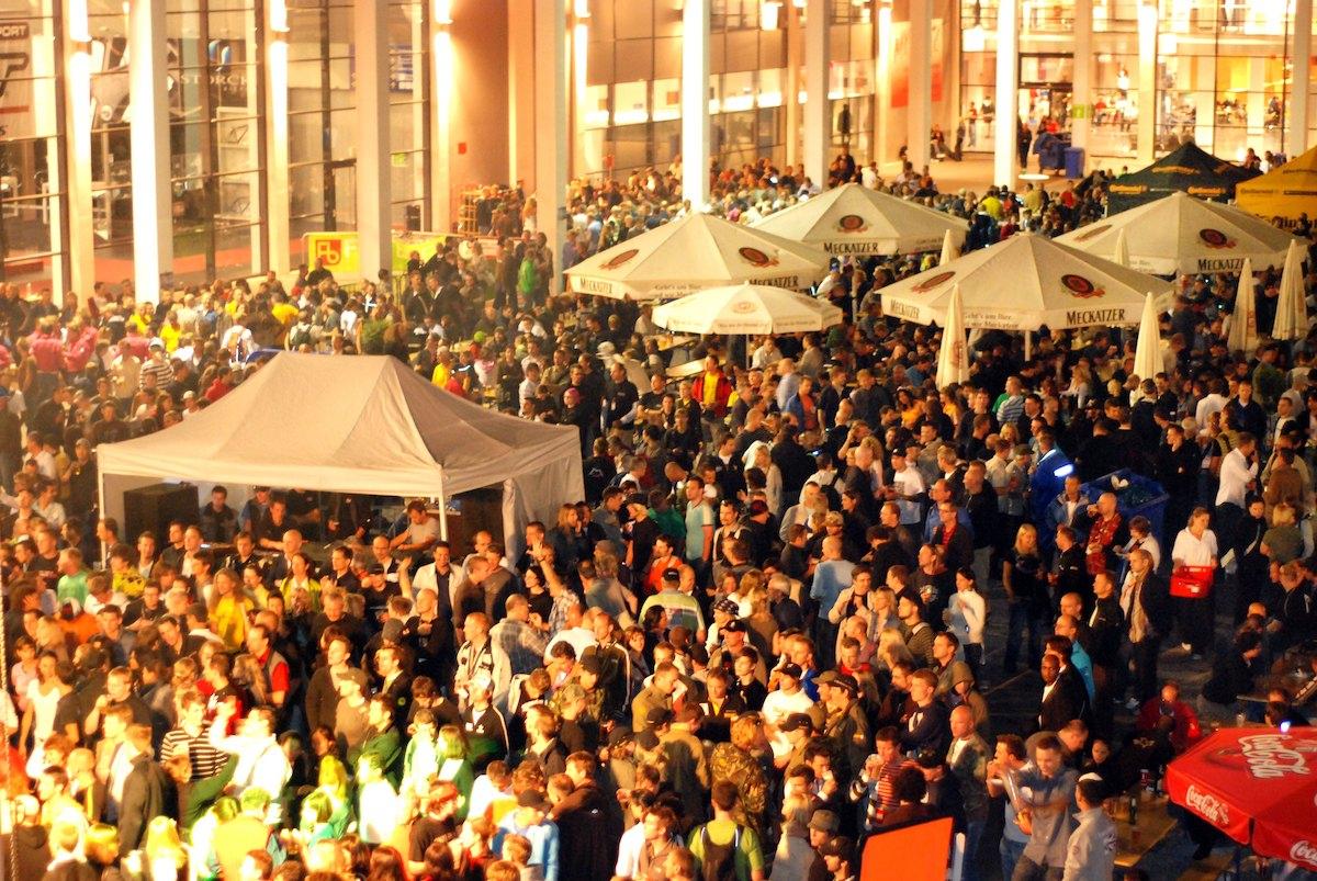 Eurobike 2007: Besucher