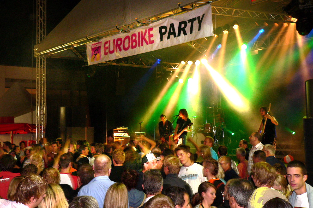 Eurobike 2006: Party