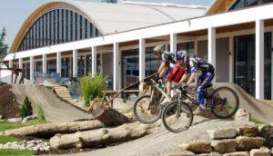 Eurobike 2004: Bike Trial