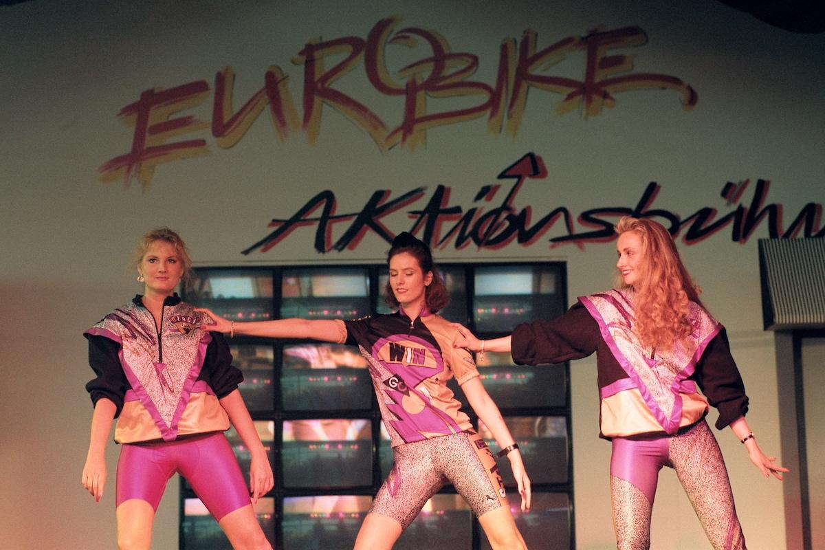 Eurobike 1991: Fashion-Show
