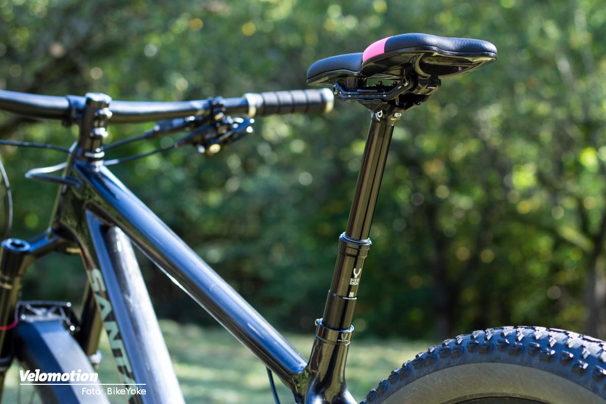BikeYoke erweitert Sattelstützen-Serien um neue Ausführungen